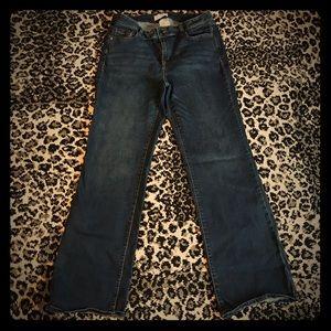 Lane Bryant signature fit jeans